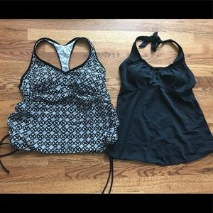 Liz lange maternity bathing suit tops by target